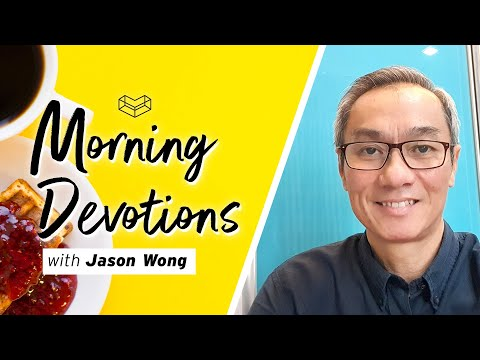 Prayer  Devotion  Jason Wong  Cornerstone Community Church  CSCC Online