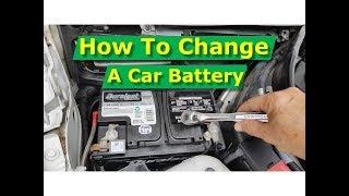 Sostituzione batteria Mercedes C W204