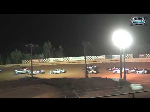 Crate Racin' USA Thunder Bomber 40 Lap Feature Event from Travelers Rest - dirt track racing video image