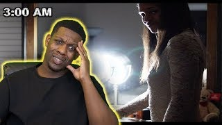 SNEAKING OUT THE HOUSE PRANK ON HUSBAND!! ** HE CRIES ** (REACTION)
