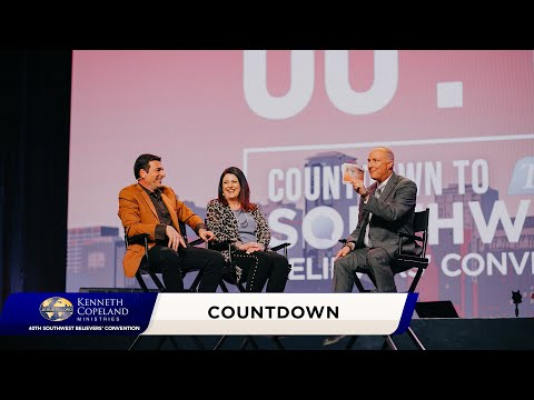 2020 Southwest Believers Convention: Tuesday Evening, Countdown (6:00 p.m. CT)
