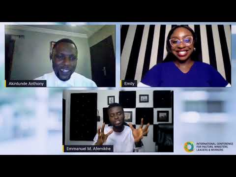 Journey to ICPMLW 2021 with Pastor Akintunde Anthony