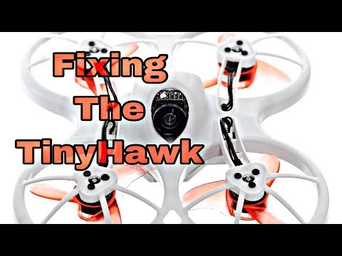 Fixed - Quick Emax TinyHawk review & how to fix the issues - UCzcEd90Uz6PX2eI2Pvnpkvw