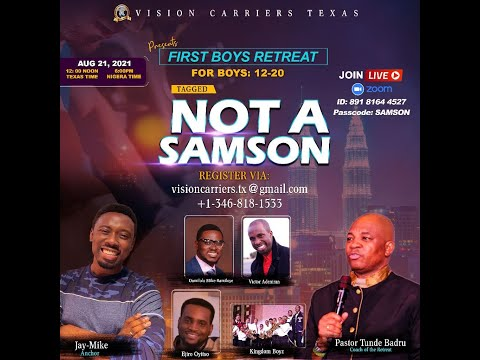 NOT A SAMSON 1