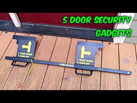 5 Door Security Gadgets put to the Test - UCe_vXdMrHHseZ_esYUskSBw
