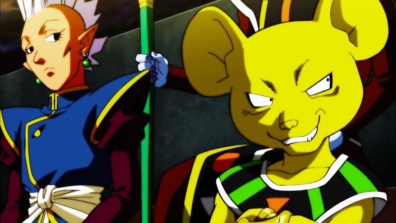 The Mortal Stronger Than The Gods In Universe 4?, Beerus Lost to Quitela