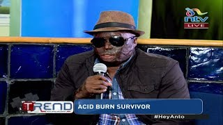 'I forgave her': Police officer recounts how wife poured acid on him || #theTrend