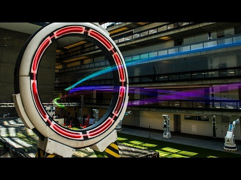 DRL | Level 3: Project Manhattan Teaser | Drone Racing League - UCiVmHW7d57ICmEf9WGIp1CA
