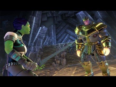 Guardians of the Galaxy Vs Thanos - UCyLEtejdFtvHmfKBTDEVvzg