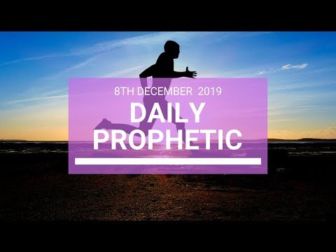 Daily Prophetic 8 December 3  of 4