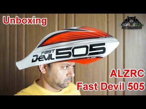 ALZRC Fast Devil 505 Super Combo Kit Unboxing - UCsFctXdFnbeoKpLefdEloEQ