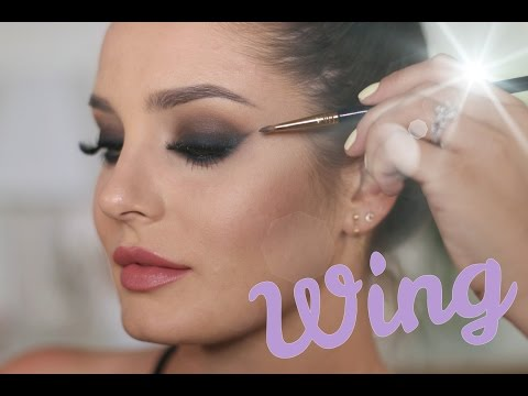 Sultry Winged out Smoky Eye That Y'all Requested! - UCLFW3EKD2My9swWH4eTLaYw