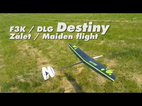 F3K Vortex 2 DLG - Fun Flying | Racer lt