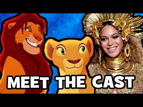 THE LION KING (2019) First Look + Cast Breakdown & Reaction - UCS5C4dC1Vc3EzgeDO-Wu3Mg