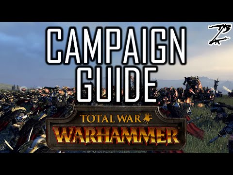 Every Faction Intro in Total War Warhammer 2 | AudioMania lt