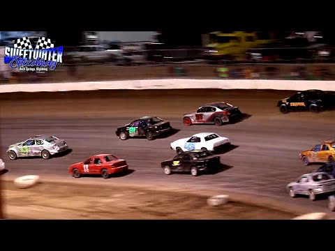 Sweetwater Speedway Cruiser Main Event 7/4/21 - dirt track racing video image