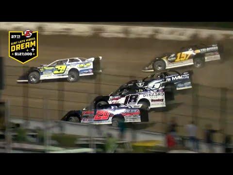 Prelim Night Features | 27th Dirt Late Model Dream at Eldora Speedway - dirt track racing video image