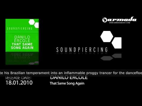 Danilo Ercole - That Same Song Again (Original Mix) (SPC059) - UCGZXYc32ri4D0gSLPf2pZXQ