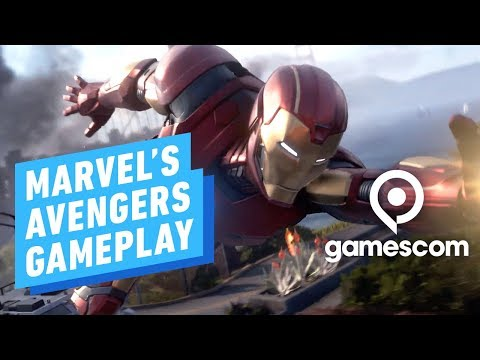 Marvel's Avengers - Official Prologue Gameplay Trailer (4K) - UCKy1dAqELo0zrOtPkf0eTMw