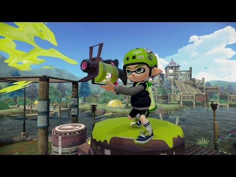 We Played The First Five Levels of Splatoon, and We Liked It. - UCKy1dAqELo0zrOtPkf0eTMw