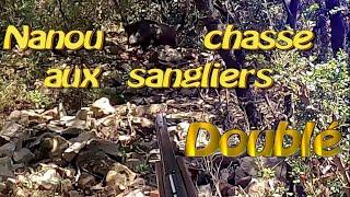 Double sanglier