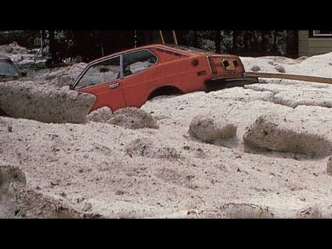 Breaking Apocalyptic Hail Continues To Fall
