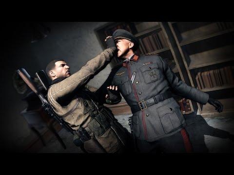 17 Minutes of Sniper Elite 4 Gameplay in 1080p - UCKy1dAqELo0zrOtPkf0eTMw
