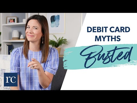 Top Debit Card Myths Busted