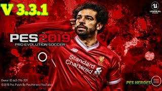 PATCH PES MOBILE 2019 || MOD M.SALAH ( LIVERPOOL ) ANDROID ( NO ROOT )