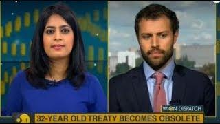 WION Dispatch: U.S Pulls out of cold war-era treaty