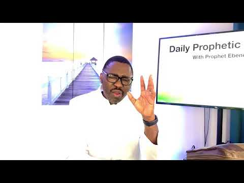 Prophetic Insight October 11 2021