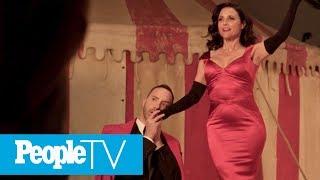 Julia Louis-Dreyfus & Tony Hale On Veep Finale & Their Friendship | PeopleTV | Entertainment Weekly