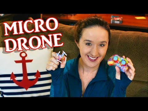 Abby Flies The CX-10D - A $20 Micro Drone w/ Altitude Hold - TheRcSaylors - UCYWhRC3xtD_acDIZdr53huA