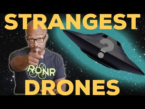 The 5 STRANGEST drones in the world - UCJkqLBNHIDHztoMp6zSeEhw