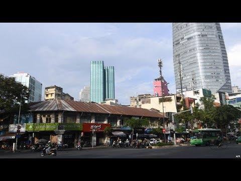 Tp  HCM trong tốp 10 đô thị nổi tiếng nhất thế giới về cái gì ?