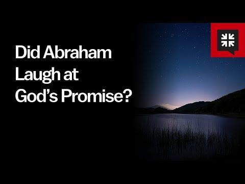Did Abraham Laugh at Gods Promise? // Ask Pastor John