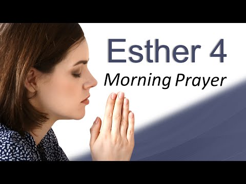 GOD HAS HEARD YOUR CRY - MORNING PRAYER