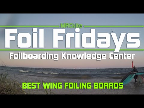 The Best boards for Wing Foiling