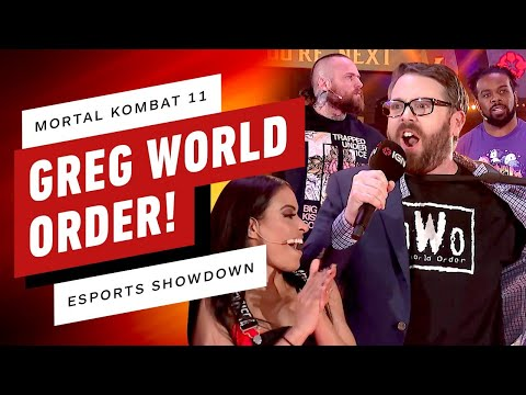 Greg World Order!! - Greg Miller TAKES OVER the IGN Esports Showdown! - UCKy1dAqELo0zrOtPkf0eTMw