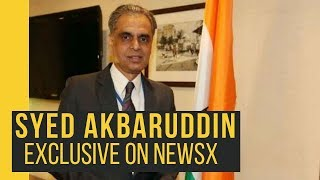 Syed Akbaruddin exclusive interview on Kashmir; China's role at UNSC