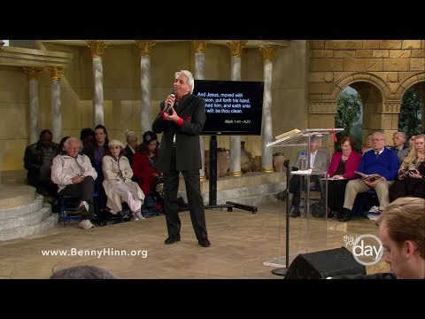 Our God is a Healing God, P2- A special sermon from Benny Hinn