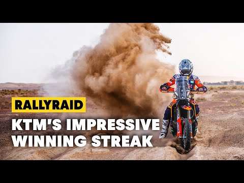 Dominating The Dakar Rally | Up Front With The KTM Rally Team S2E1 - UC0mJA1lqKjB4Qaaa2PNf0zg