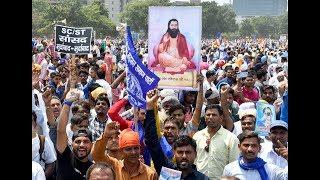 Thousands of Dalits hit Delhi streets against demolition of Ravidas temple