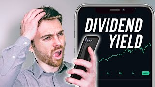I found Robinhood's Biggest Flaw - The Dividend Yield Error