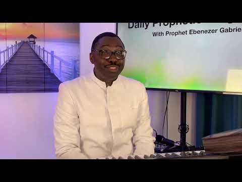Prophetic Insight  Apr 12th, 2021