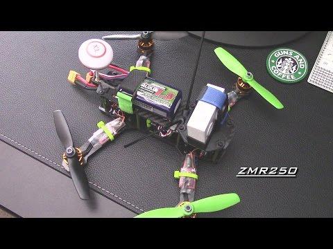 ZMR250 Quadcopter - Final Build - UCDkUbTdfbyKHRA2VwKXhWvg