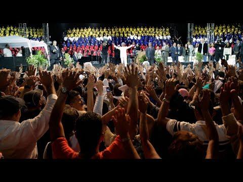 Valencia, Venezuela 2007 P1 - A special sermon from Benny Hinn