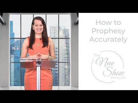 How to Prophesy I The New Show I Start Your Ministry Tips