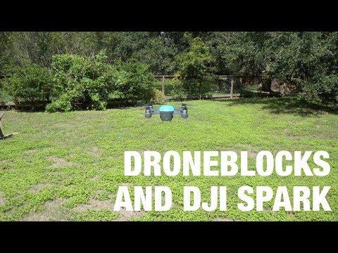 DroneBlocks and DJI Spark - UC_LDtFt-RADAdI8zIW_ecbg