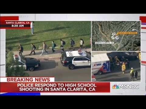 School Shooting in Saugus High School, Santa Clarita, California